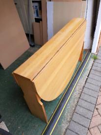 Pine Gateleg Table