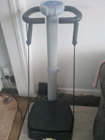 Vibrapower Max 2 exercise machine