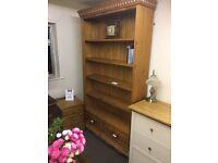 Large HP Pine Bookshelves
