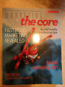 Marketing the core - 4th Canadian edition