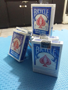 Rush Cheapest Blue Bicycle Playing Cards Cheaper 711 Walmart