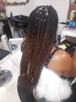 Stay Renewed, Braids & Crochets Services