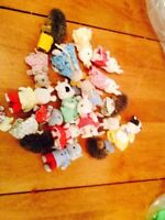 VENTES LOTS JOUETS: Figurines Calico Critters/Disney