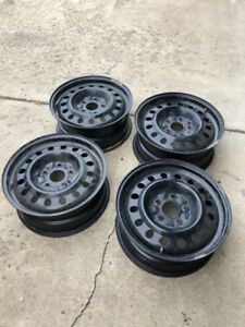 Dodge Caravan Steel Rims