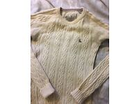 Jack Will knitted jumper size 10