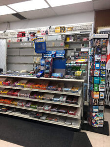 Sublease in a convenience store (Markham)