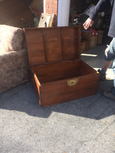Beautiful Antique Trunks For Sale !!!!!!