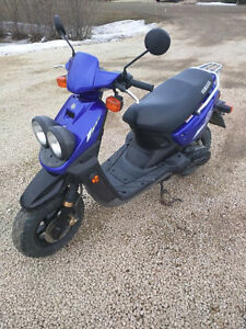 2008 Yamaha Scooter