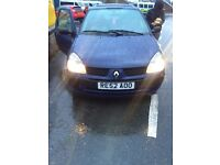 Car for sale (Renault Clio, 1.4)