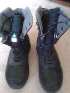 Men's winter work boots 50