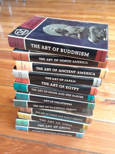 2 COMPLETE SETS OF BOOKS FOR ART AND PHOTOGRAPHY