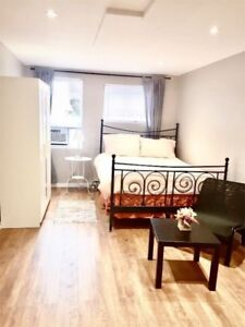 Located in the Plateau ! Air-Conditioned / Internet Included !