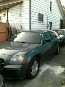Dodge magnum 2005.engine 3.7  run like. new engine in