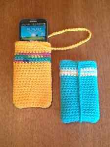 NEW:  Handmade Cell Phone Protective Cases