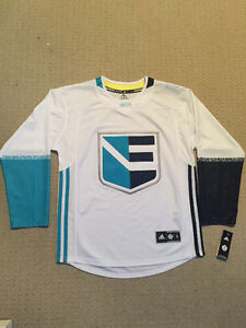 Adidas World Cup of Hockey Team Europe Jersey - Oilers