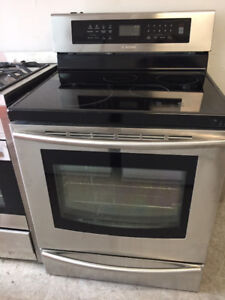 Cuisiniere stainless samsung induction