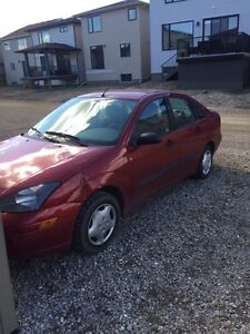 2003 Ford Focus low km