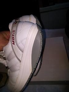 Rocker sole shoes swiss engineered new no box