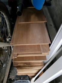 Flooring roughly 12sqm free
