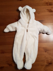 H&M Baby Bunting Suit