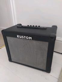 Bass Amp 16w Kustom
