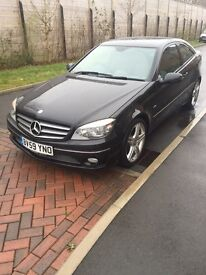 Mercedes Benz CL160 58,000 miles. £5600