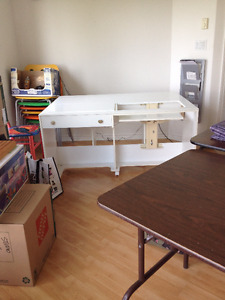 Sewing table/ cabinet