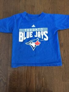Blue jays size 4t fits small