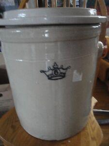 sauerkraut stoneware pickling crock