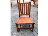 Stickley child's rocking chair