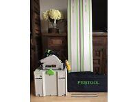 Festool TS55RBQ plus GB 110V