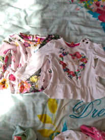 2 ted baker baby tops