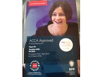 ACCA F6 Practice & revision BPP new