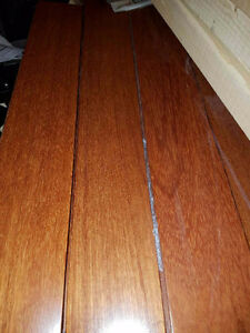 Japanese cherry hardwood new in box