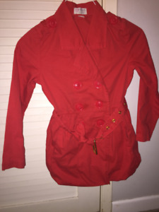 Stylish Children's Place trench coat (5)