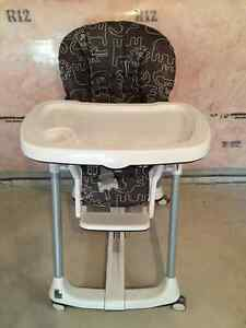 Peg Perego Prima Pappa High Chair - Cacao