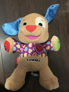 Fisher-Price Laugh & Learn Love to Play Puppy Baby Toy