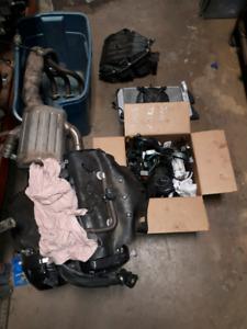 2014 Kawasaki Zx10 motor kit