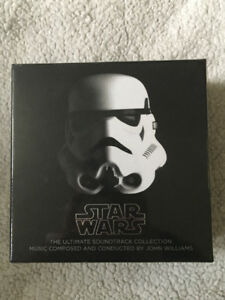 Star Wars The Ultimate Sound Collection (10 CDs + 1 DVD)