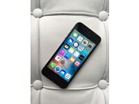 Apple iPhone 5s 16gb Space Grey [unlocked to any network]