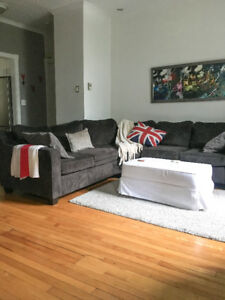 Apartment for rent in a duplex