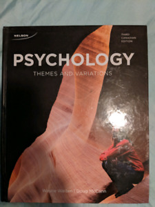 Psycology Themes and Variations