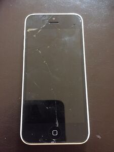 Unlocked iPhone 5 C for sale