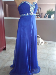 "Prom Dress BRAND NEW ""Never Worn"" Best Deal CHEAP! PRICE 2 SELL"