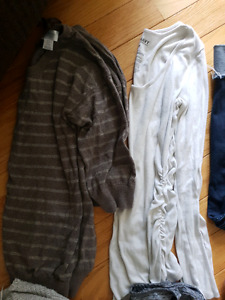 Maternity Clothing Lot small and extra small