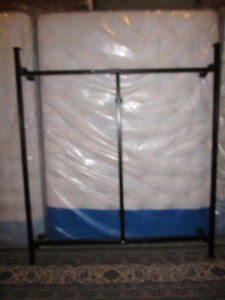 Brand New Twin / Double / Queen Metal Bedframes - NO TAX SPECIAL