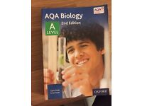 Official Oxford Biology A LEVEL Guide 2 year