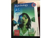 Biology AS textbook for AQA