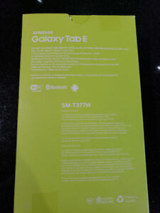 """Samsung Galaxy Tab E 8"""" 16GB Android 6.0 LTE Tablet"""