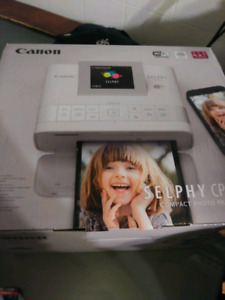 Connon selphy cp1200 compact picture printer